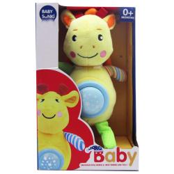 Soft Plush Goodnight Lullaby - Giraffe
