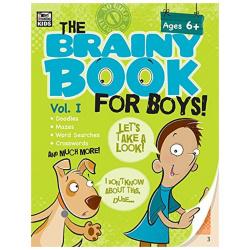 The Brain Book For Boys Vol.1