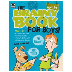 The Brain Book For Boys Vol.2