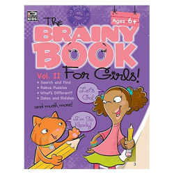 The Brain Book For Girls Vol.2