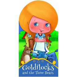 Cutout Books - Goldilocks And The Three Bears