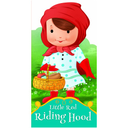 Cutout Books - Little Red Riding Hood