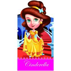 Cutout Books - Cinderella