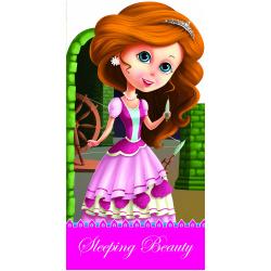 Cutout Books -  Sleeping Beauty