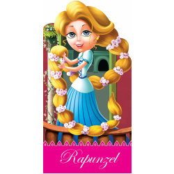 Cutout Books - Rapunzel