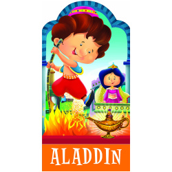 Cutout Books - Aladdin