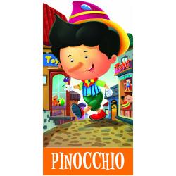 Cutout Books - Pinocchio