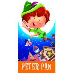 Cutout Books -  Peter Pan