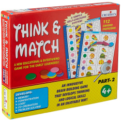 Think And Match Part 2