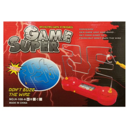 Super Game Don't Buzz The Wire