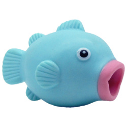 Silicone Squeeze Fish - Random Color