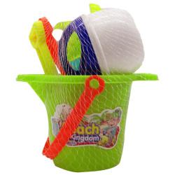 Mini Beach Bucket - Green