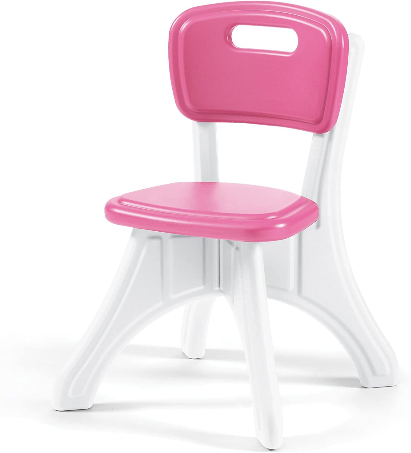 LifeStyle Kitchen Table and Chairs Set   9 Pcs   Pink