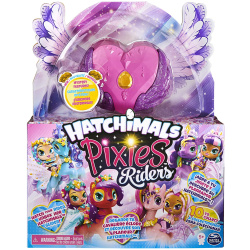 Hatchimals Pixies Riders Random Color
