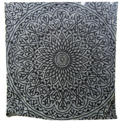 Ramadan Cushion - Grey