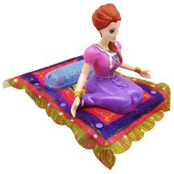 Lantern With Light & Music - Magic Carpet Princess