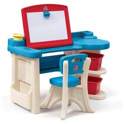 Studio Art Desk With WhiteBoard