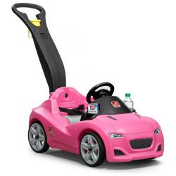 Whisper Ride On Cruiser - Pink