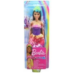 Barbie Princess Doll - Brunette