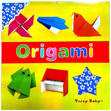 Origami Paper 40 Sheet