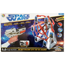 Space Wars with Bullet Clip Set