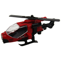 Die Cast Plane - Red