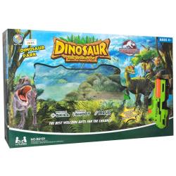 Dinosaur Shooting Game With Music & Gun