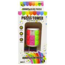 Puzzle Rotate Slide Tower