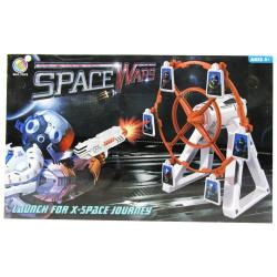 Space War Shooting Target With Music & Gun