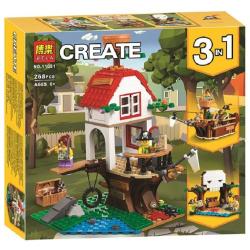 Create 3 In1 Building Blocks - 434  pcs
