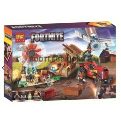 Fortnite Building Blocks - 413 pcs