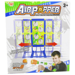 Air Popper Gun With LigHT And Sound