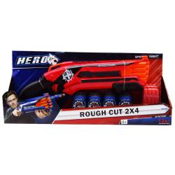 Special Agent Shooting Gun