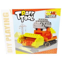 Traff Tool Forklift Building Blocks - 148 pcs