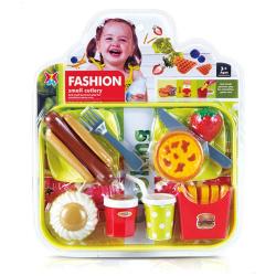 Small Cutlery Kitchen Set - 18 Pcs