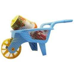 Beach Bucket - Cars Wheel Set - Random Color