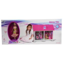 Dollhouse with Doll