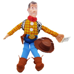 Plush Characters - Toy Story - Woody