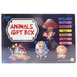 Educational Box Animals - Random Pick