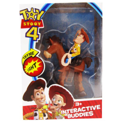 Toy Story Characters - Woody & Horse
