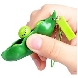 Green Bean Fidget Toy