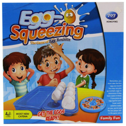 Egg Squeezing Game