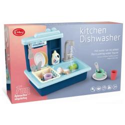 Wash-Up Kitchen Sink With Accessories - Blue
