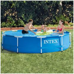 Metal Frame Swimming Pool (3.05m x 76cm)
