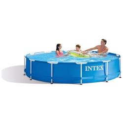 Metal Frame Swimming Pool (3.66m x 76cm)