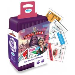 Card Game - Egyptopoly English Version