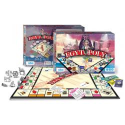 Board Game - Egyptopoly English Version
