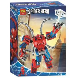 Spiderman Building Blocks - 166 Pcs