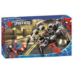 Spiderman Building Blocks - 431 Pcs