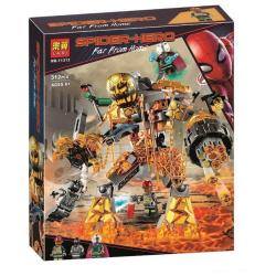 Spiderman Building Blocks - 312 Pcs